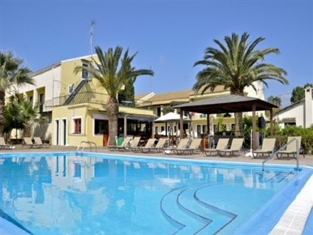 Imagine principala Hotel Agnes Studios Apartments  Kavos