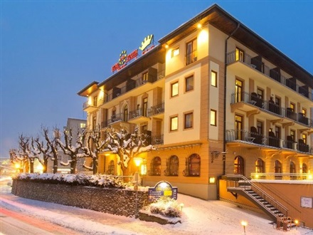 Imagine principala Hotel Euro Youth Krone  Bad Gastein Bad Hofgastein