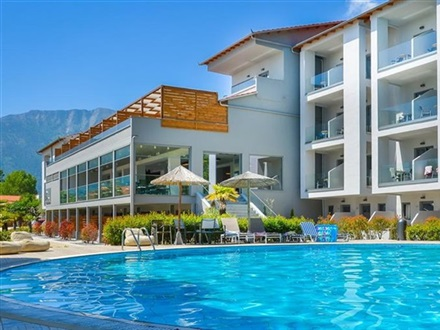 Imagine principala Hotel Princess Golden Beach  Golden Beach