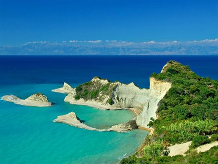 Imagine principala Almyros Beach  Corfu