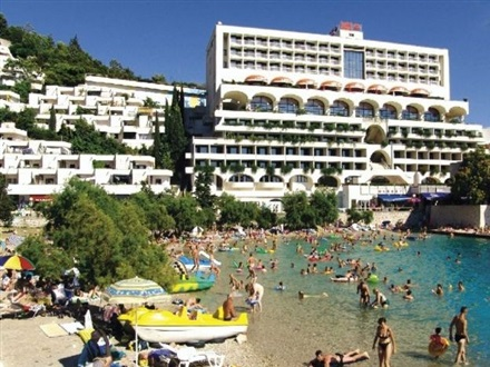 Imagine principala Hotel Sunce  NEUM