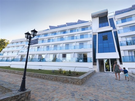 Imagine principala Izgrev Hotel Spa Aquapark  Ohrid