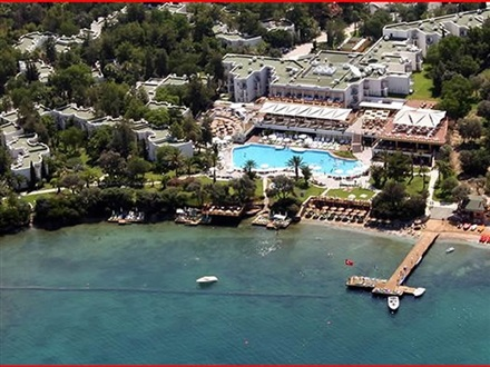 Imagine principala Hotel Isil Club Bodrum  Torba