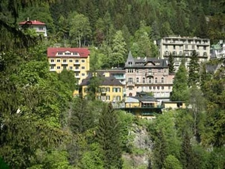 Hotel Villa Solitude  Bad Gastein