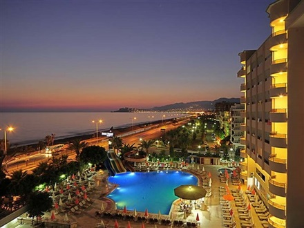Armas prestige hotel alanya antalya turcia for Hotel pistolas