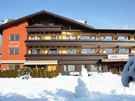 Hotel Kristall Apartment  Zell Am See