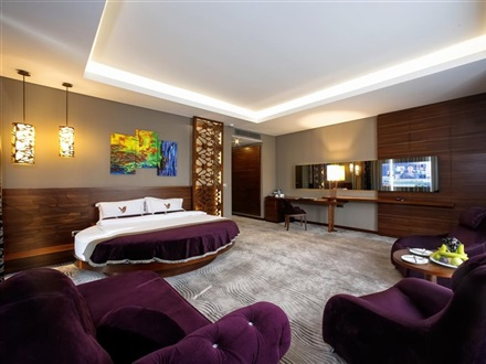 Gold Majesty Hotel  Bursa
