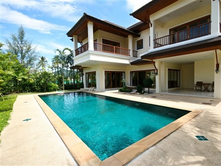 Imagine principala Hotel Bangtao Tropical Residence  Phuket