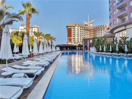 Imagine principala Hotel Saturn Palace Resort  Lara Antalya
