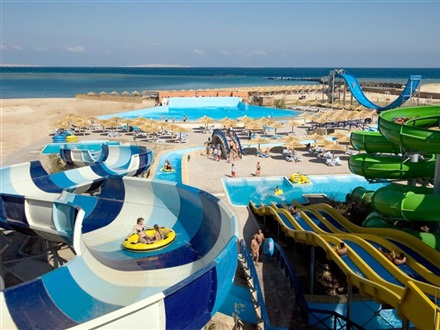 Imagine principala Hotel Titanic Beach Spa Aqua Park  Hurghada