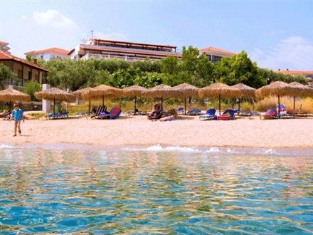 Hotel Sonia Village Family Resort  Sithonia Gerakini