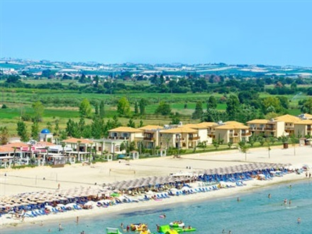 Book at hotel mediterranean village resort spa paralia for Mediterranean all inclusive resorts