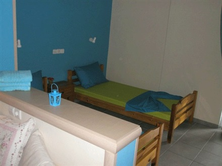 Ouzas Hotel Apartments  Olympic Beach