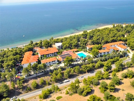 Imagine principala Hotel Philoxenia Bungalows  Sithonia Psakoudia