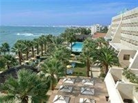 Palm Beach Hotel And Bungalows  Larnaca