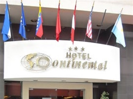 Hotel Continental  Lima