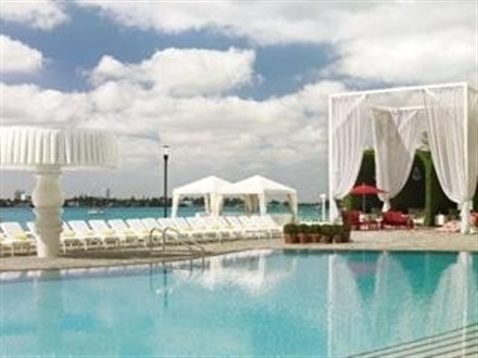 Hotel Mondrian South Beach  Miami