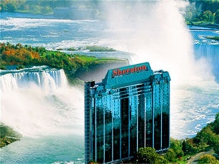 Hotel Sheraton On The Falls  Niagara Falls