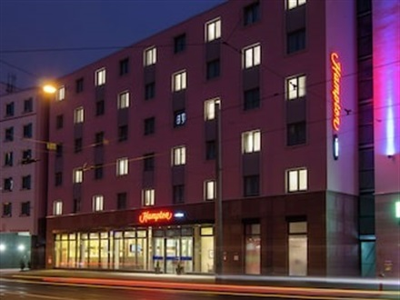 Imagine principala Hampton By Hilton Nuremberg City Centre  Nuremberg