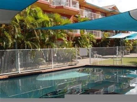 Outrigger Resort Burleigh  Gold Coast