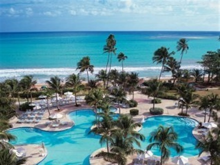 Wyndham Grand Rio Mar Puerto Rico Golf Beach Resort  Rio Grande