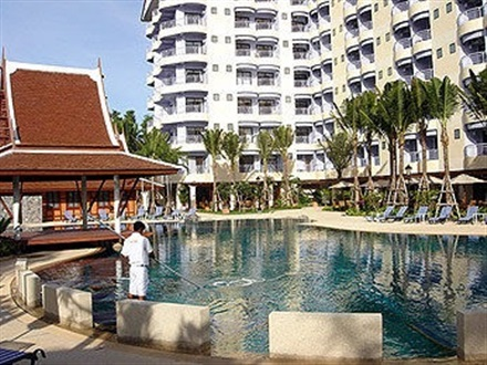 Imagine principala Mercure  Pattaya