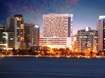 Hotel Pan Pacific Perth  Perth