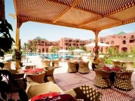 Palm Plaza Hotel And Spa  Marrakech