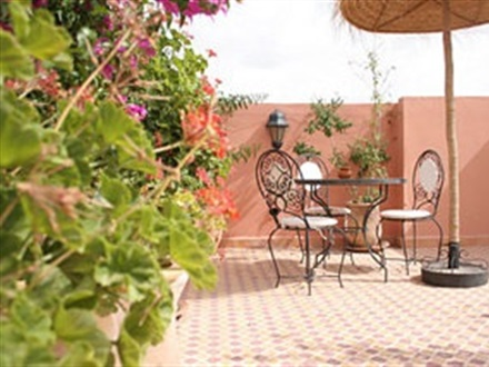 Riad Les Oliviers  Marrakech