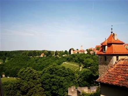 Am Siebersturm  Rothenburg