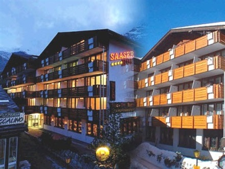 Imagine principala Hotel Saaserhof  Saas Fee