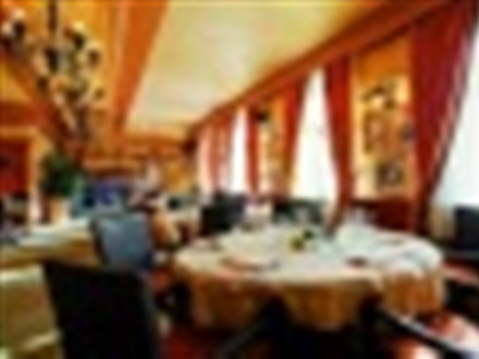 Orient Express restaurant / Breakfast room