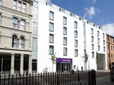 Imagine principala Premier Inn Belfast City Cathedral Quarter  Belfast