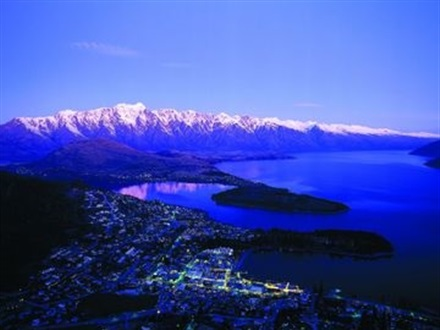 Imagine principala Scenic Suites  Queenstown