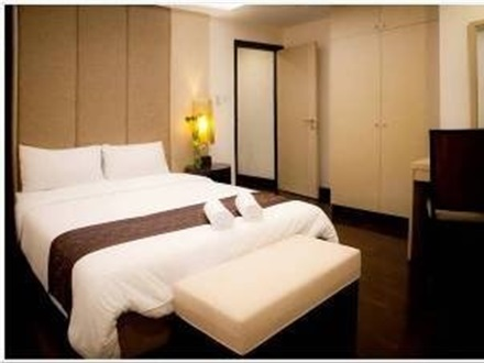 Imagine principala Abloom Exclusive Serviced Apartments  Bangkok
