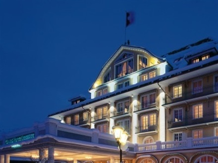 Imagine principala Grand Bellevue  Gstaad