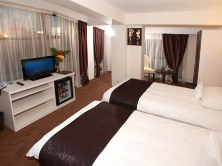 West Plaza Hotel  Bucharest