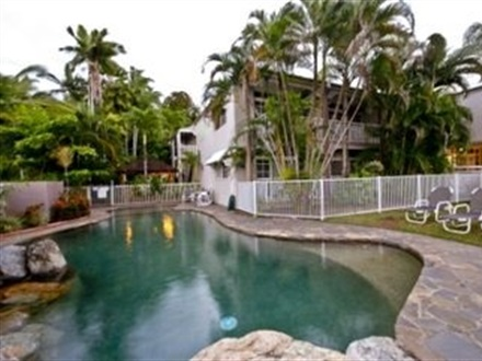 Hotel Reef Palms  Cairns