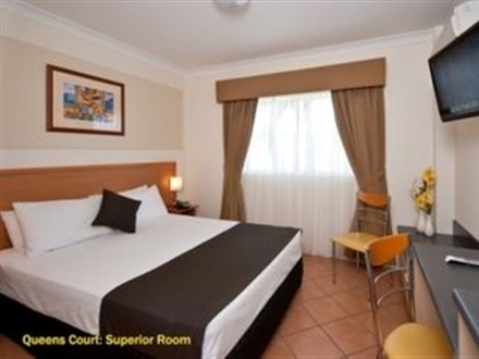 Hotel Queens Court  Cairns