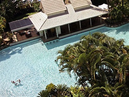 the oasis cairns