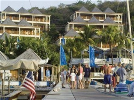 Antigua Yacht Club Marina Resort  Antigua