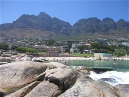 Camps Bay Resort  Cape Town