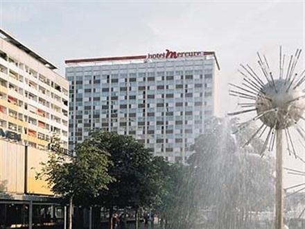 Hotel pullman newa dresden freistaates sachsen germania for Pullman newa dresden
