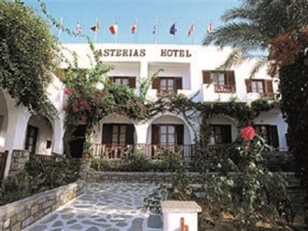 Hotel Asterias  Parikia