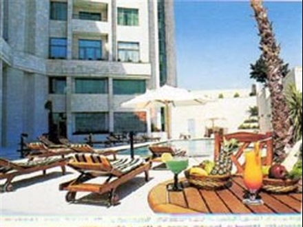 Imagine principala Days Inn Suites  Amman