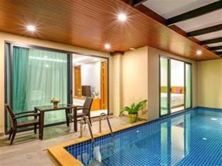 Imagine principala At The Tree Condominium Phuket  Phuket