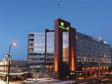 Holiday Inn Exhibition And Convention Center  Helsinki