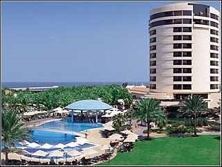 Hotel Le Royal Meridien Beach Resort Spa  Dubai