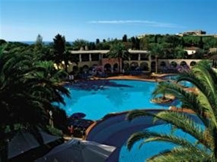 Imagine principala Hotel Forte Village Royal Pineta  Insula Sardinia
