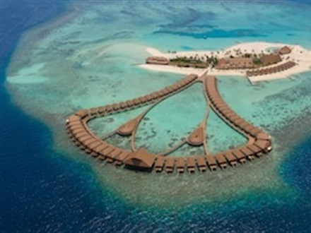 Imagine principala Cinnamon Velifushi Maldives  Maldive